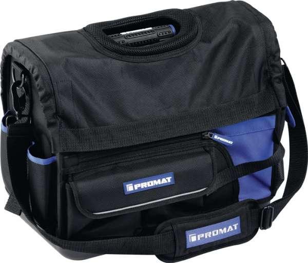 Werkzeugtasche B220xT430xH350mm 30l Nyl.1680D PROMAT