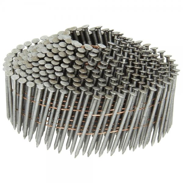 Coilnägel 16° 1,9 x 35 mm, konisch, feuerverzinkt, gerillt