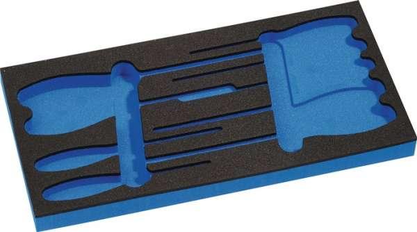 Werkzeugmodul Leereinlage 1/3-Modul 4000871238,9-tlg.PROMAT