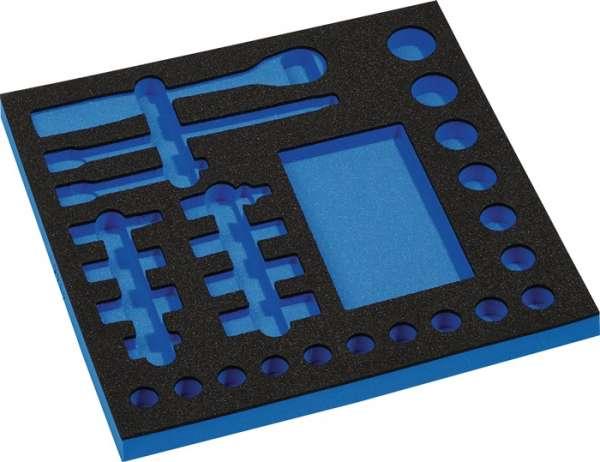 Werkzeugmodul Leereinlage 2/3-Modul 4000871248,27-tlg.PROMAT