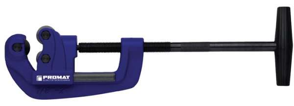 Rohrabschneider 10-60mm Stahl- u.VA-Rohre PROMAT
