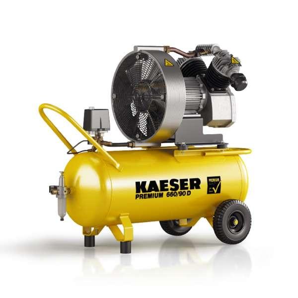 Kaeser Kompressor Premium 660/90 D