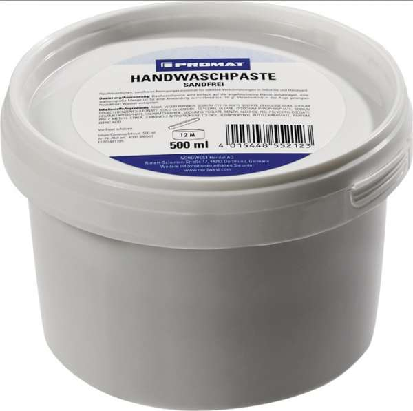 Handwaschpaste 0,5l