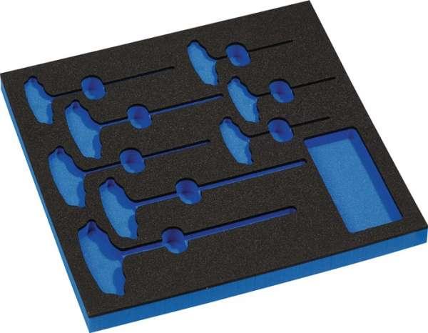 Werkzeugmodul Leereinlage 2/3-Modul 4000871237,8-tlg.PROMAT