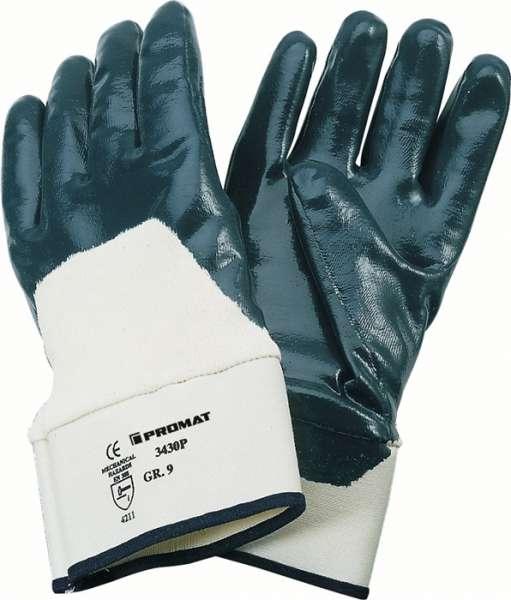 Handschuhe Neckar Gr.9 blau
