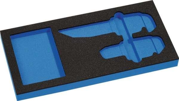 Werkzeugmodul Leereinlage 1/3-Modul 4000871245,18-tlg.PROMAT