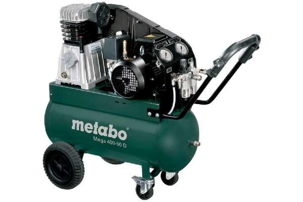 Metabo Kompressor 400-50 D Mega