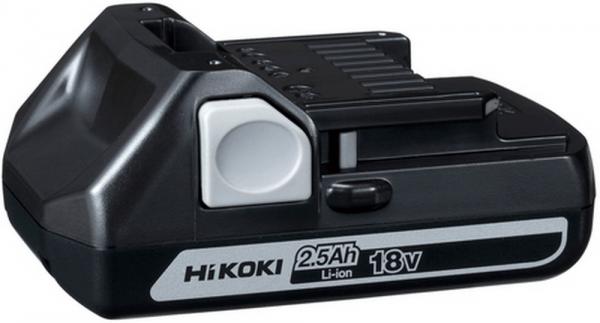 Hikoki Hitachi Wechsel Akku BSL1825 18V 2.5Ah, Li-ion
