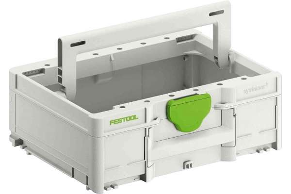 Festool Systainer ToolBox SYS3 TB M 137