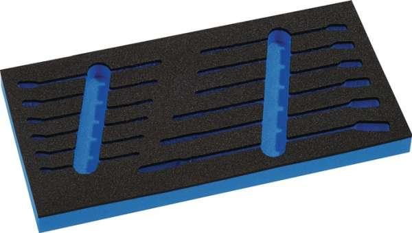 Werkzeugmodul Leereinlage 1/3-Modul 4000871234,12-tlg.PROMAT