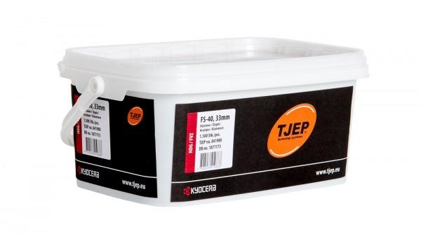 TJEP FS-40 Klammern 33 mm