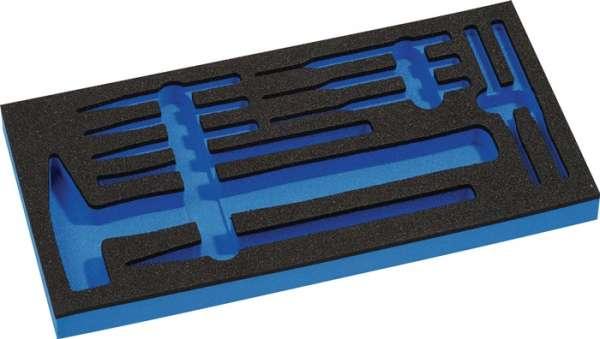 Werkzeugmodul Leereinlage 1/3-Modul 4000871243,11-tlg.PROMAT