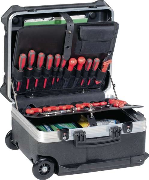 Schalenkoffer Innen-B470xT390xH300mm HDPE 64l PROMAT