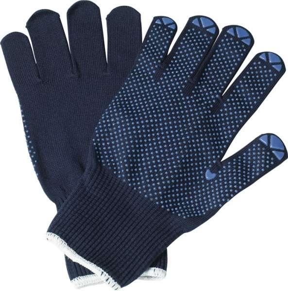 Handschuhe Isar Gr.7 blau EN 388 PSA II