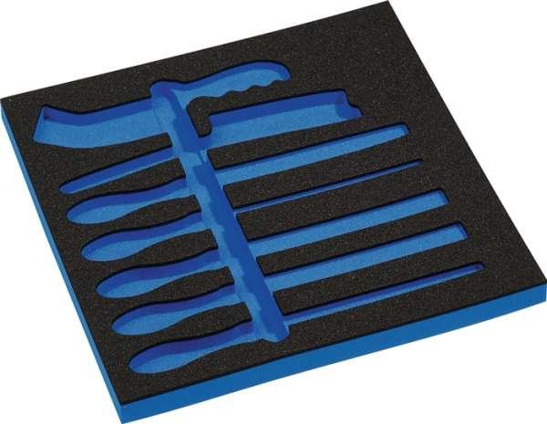 Werkzeugmodul Leereinlage 2/3-Modul 4000871246,7-tlg.PROMAT