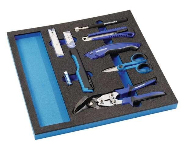Werkzeugmodul 12-tlg.2/3-Modul Werkstattzubehör PROMAT