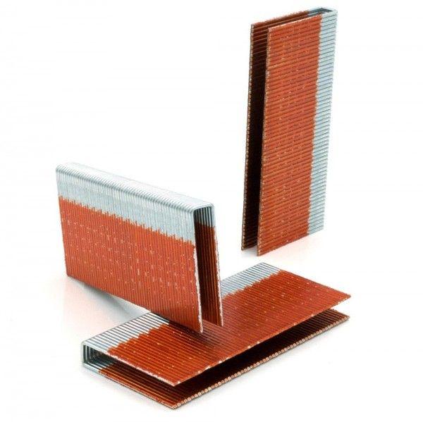 Heftklammer Type Z50 CNKHA 12 µm verzinkt geharzt ETA
