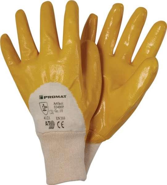 Handschuhe Ems Gr.9 gelb besonders
