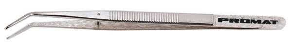 Collegepinzette Gesamt-L.155mm geb.vern.PROMAT