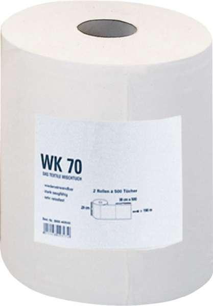 Putztuch WK 70 L380xB290ca.mm weiß