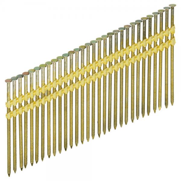 Streifennägel 20° 3,8 x 130 mm, verzinkt 12 µm, gerillt