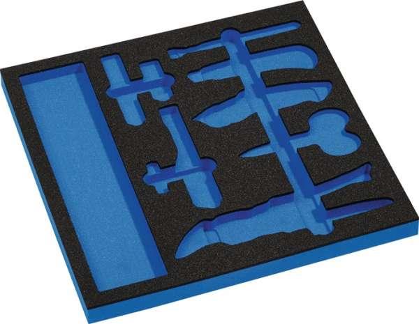 Werkzeugmodul Leereinlage 2/3-Modul 4000871251,12-tlg.PROMAT
