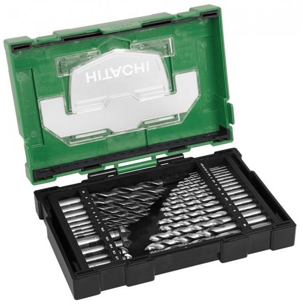 Hikoki Hitachi HSS Bohrer & Senker-Set 29 tlg.(Box III)