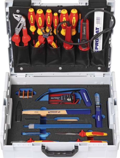 Werkzeugsortiment 26-tlg.L-Boxx PROMAT