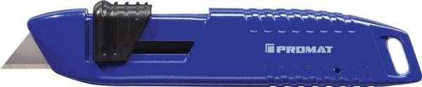 Sicherheitsmesser L.167mm B.25mm H.35mm Schnitt-T.24mm PROMAT