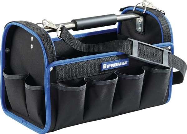 Werkzeugtasche B400xT250xH200mm Nyl.PROMAT