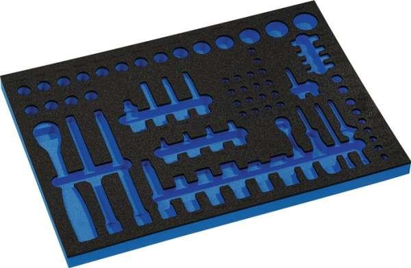 Werkzeugmodul Leereinlage 3/3-Modul 4000871254,71-tlg.PROMAT