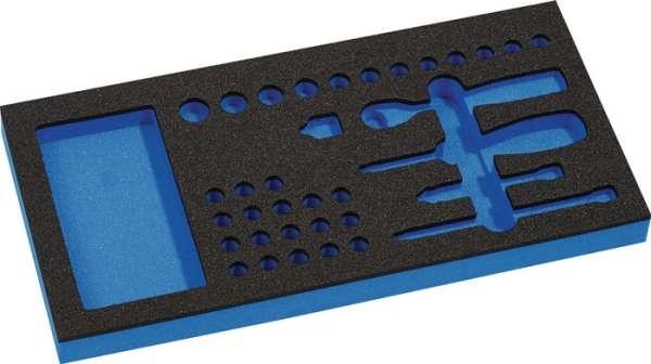 Werkzeugmodul Leereinlage 1/3-Modul 4000871247,36-tlg.PROMAT