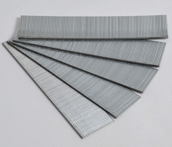 Stauchkopfnägel (Brads) 18Ga 50 mm, verzinkt, Draht 1,25 x 1,00