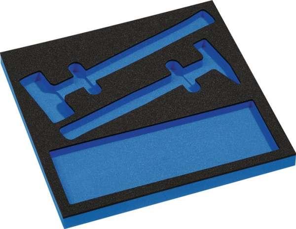 Werkzeugmodul Leereinlage 2/3-Modul 4000871244,2-tlg.PROMAT