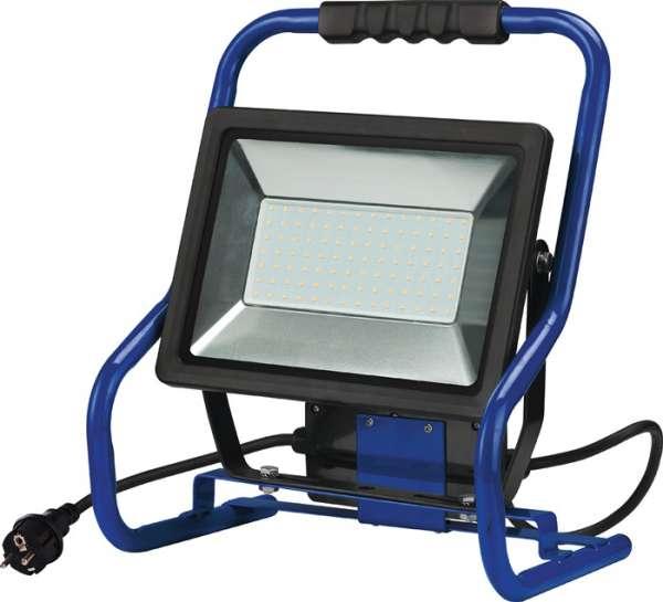 LED-Strahler 100 W 8000 lm 3m H07RN-F 3x1,5 mm² IP54 PROMAT