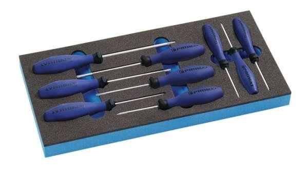 Werkzeugmodul 9-tlg.1/3-Modul T 6-T 30 PROMAT