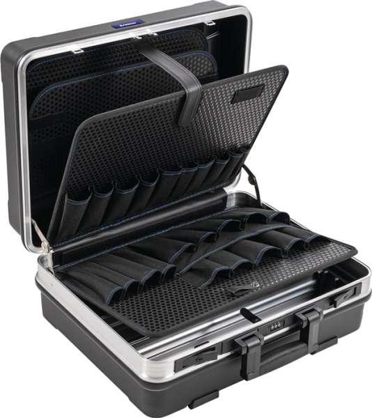 Schalenkoffer BxTxHmm 33l ABS-Ku.Alu-Rahmen PROMAT