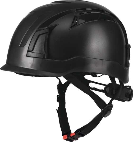 Schutzhelm D!-Rock schwarz ABS EN 397