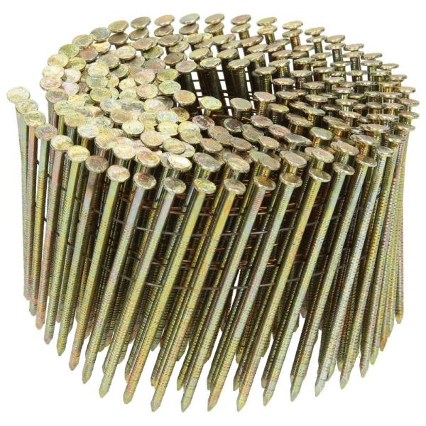 Coilnägel 16° 3,1 x 90 mm, glatt, verzinkt 12 µm