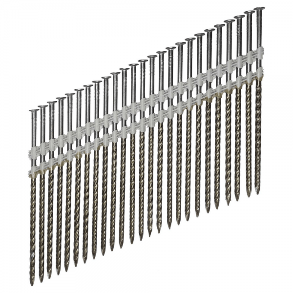 Streifennägel 20° 4,6 x 160 mm, schraub, verzinkt 12 µm