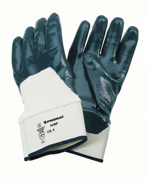 Handschuhe Neckar Gr.10 blau