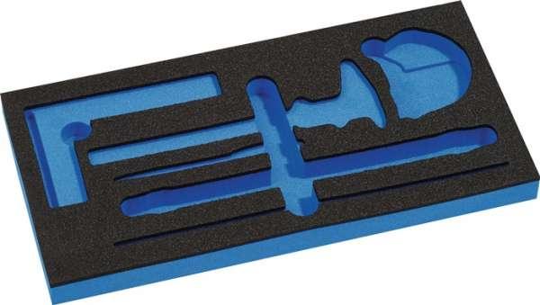 Werkzeugmodul Leereinlage 1/3-Modul 4000871252,6-tlg.PROMAT