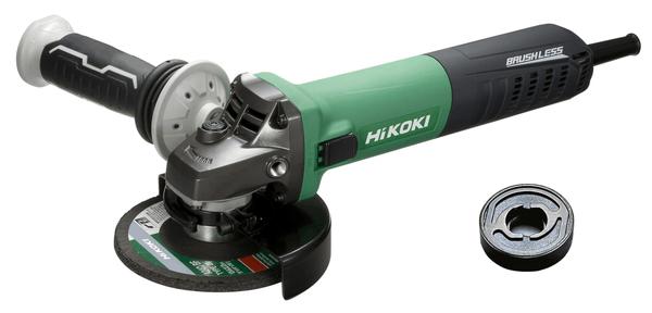 Hikoki Winkelschleifer G13VE (1.320W) Brushless mit Wiederanlaufschutz