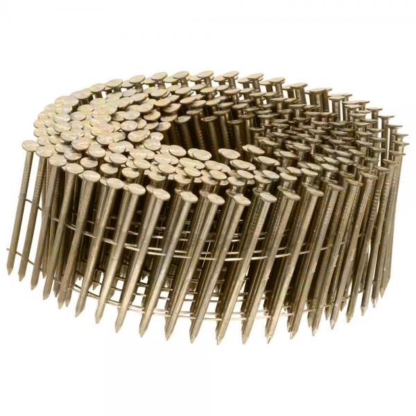 Coilnägel 16° 3,1 x 80 mm, glatt, verzinkt 12 µm
