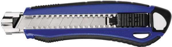 Cuttermesser Klingen-B.18mm L.166mm Alu.PROMAT